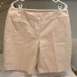 LOFT BERMUDA SHORTS (JULIE)